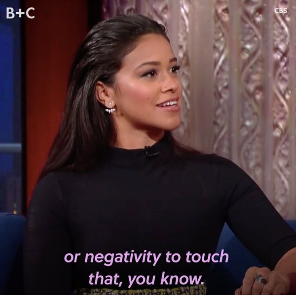 Gina Rodriguez's Positivity Is Absolutely Contagious
