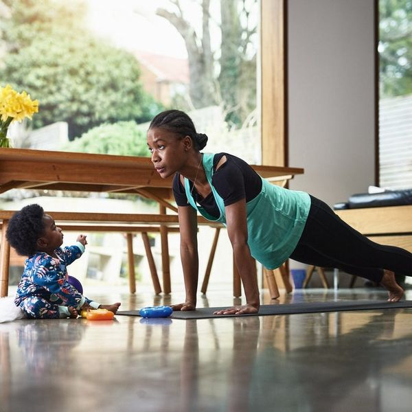 5 Postpartum Fitness Myths You Probably Fell For