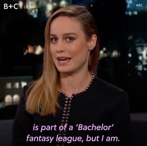 Proof That Brie Larson Is Basically One of Us