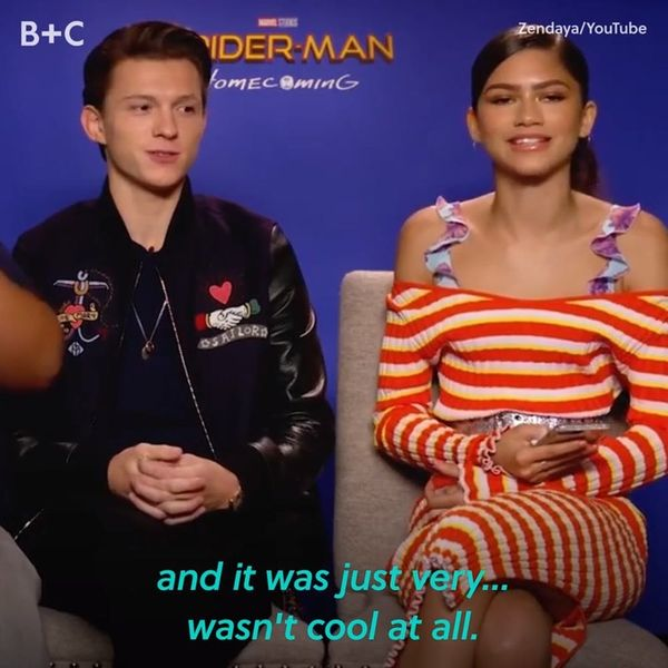 Zendaya and Tom Holland Have an Adorable Friendship