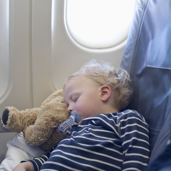 How to Make Flying With Kids Less Stressful, According to Flight Attendants