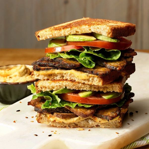 10 Vegan Sandwich Recipes That Make Lunch the Best Meal of the Day