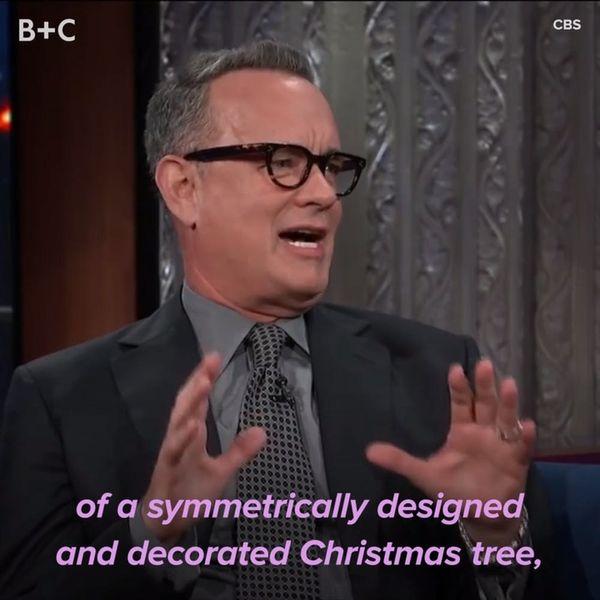 Proof That Tom Hanks Is America's Dad