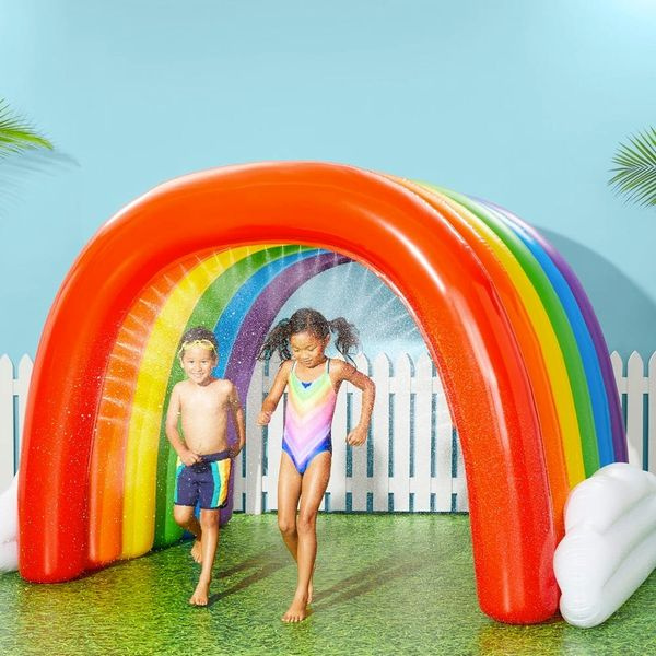 Move Over, Giant Pool Floats… This Summer's Hottest Must-Have Doesn't Require a Pool