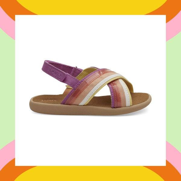 9 Sweet and Safe Sandals for Your Tot