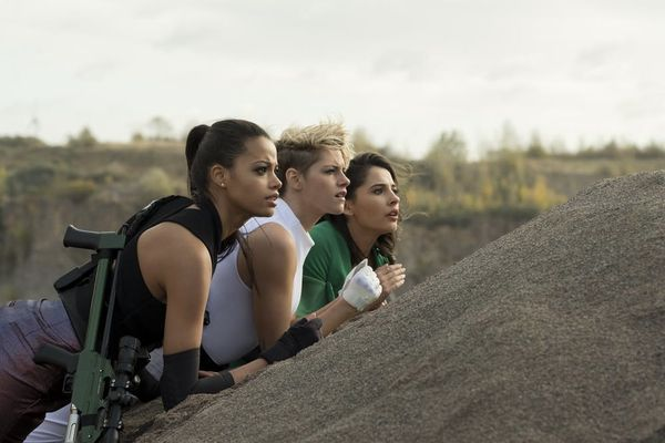 See Kristen Stewart, Naomi Scott, and Ella Balinska in the First Pics for the New 'Charlie's Angels'