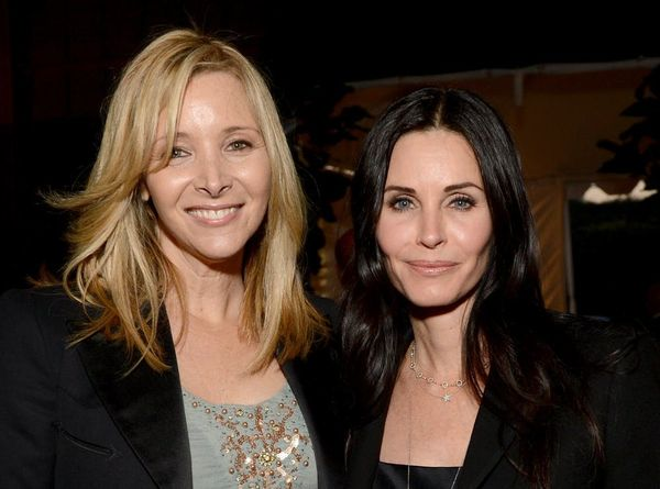 Courteney Cox and Lisa Kudrow's Latest Reunion Included a Classic 'Friends' Reference