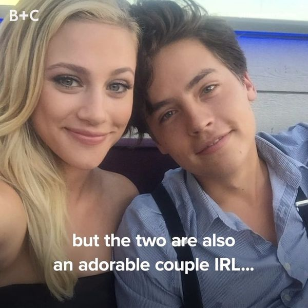 Cole Sprouse and Lili Reinhart Need to DTR Already