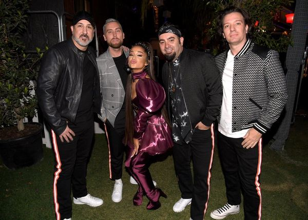 Ariana Grande and NSYNC Performed'Tearin' Up My Heart' Together at Coachella 2019