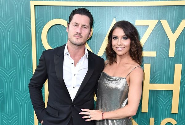 Dancing With the Stars' Jenna Johnson and Val Chmerkovskiy Are Married!