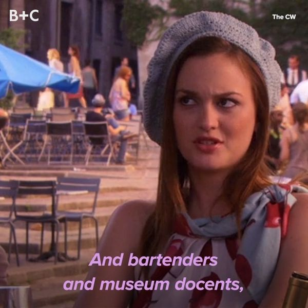 Proof That Blair Waldorf Is Still the Queen Bee