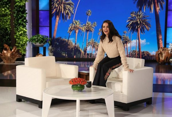 Mila Kunis' Reaction to Meeting The Bachelor's Colton Underwood Is So Relatable