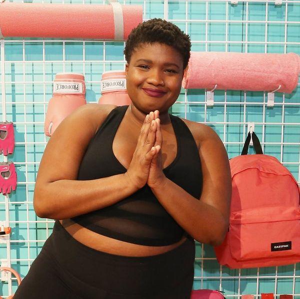 Jessamyn Stanley Is Tired of Being the Token Black, 'Fat Femme' Yoga Instructor