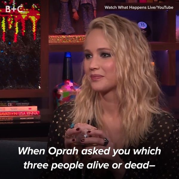 No Celeb Is More Obsessed With Reality TV Than Jennifer Lawrence