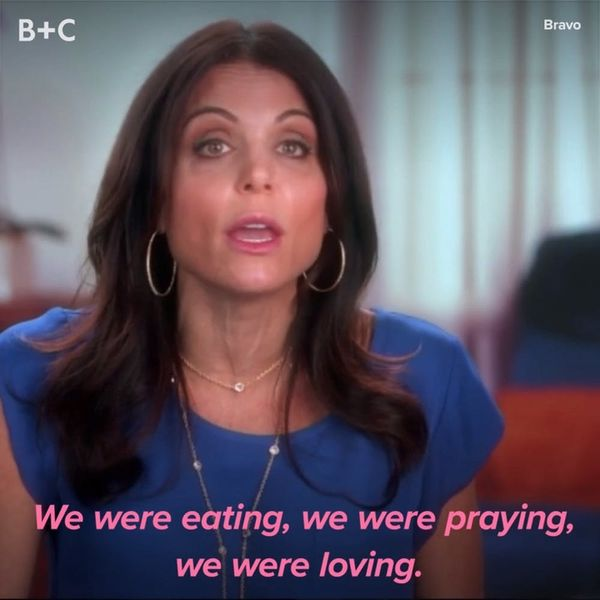 Proof That RHONY's Bethenny Frankel Does NOT Hold Back