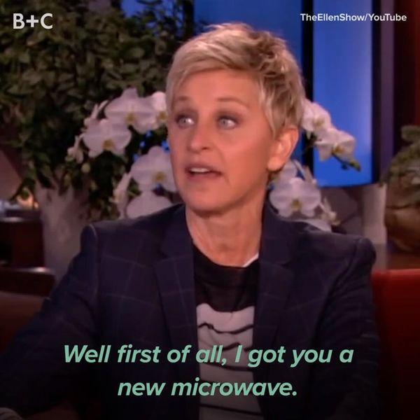 Proof That Ellen DeGeneres Never Stops Giving Back