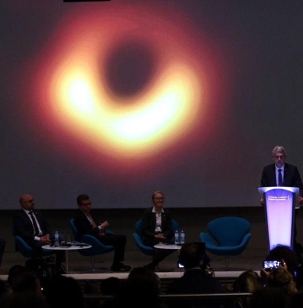 The Black Hole Photo Everyone's Freaking Out About Was Made Possible by This Female Grad Student