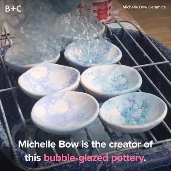 This Artist Takes Bubble Art To the Next Level