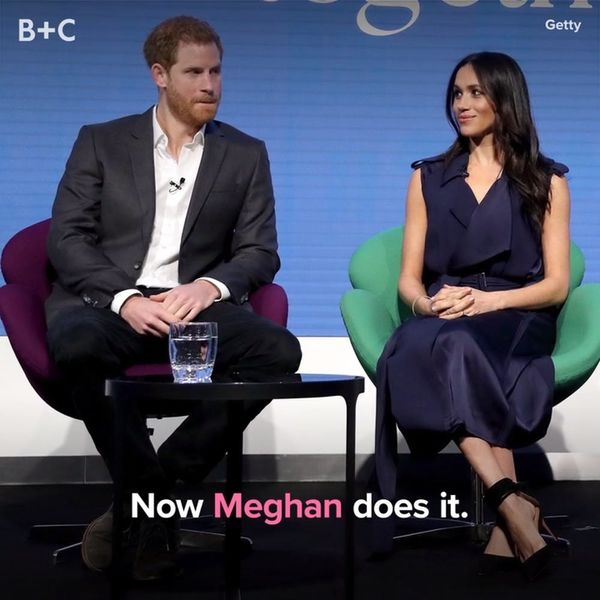 """Meghan Markle Has *Officially* Mastered the """"Duchess Slant"""""""