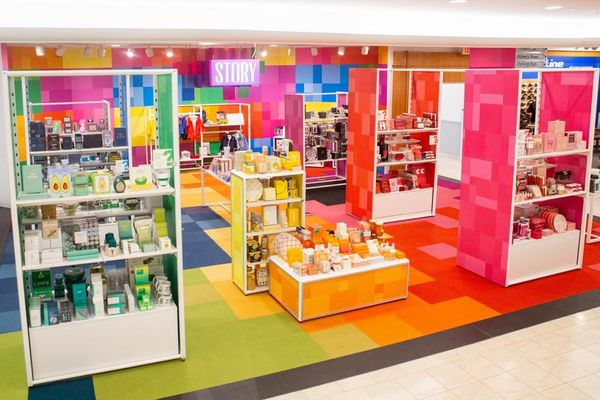 Get Your Color on at the New 'Story at Macy's' Concept Shop