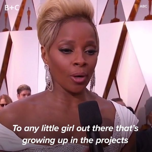 Black Girl Magic Was ALIVE On the Oscars Red Carpet