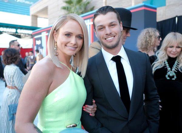 Newlyweds Miranda Lambert and Brendan McLoughlin Made Their Red Carpet Debut at the 2019 ACM Awards