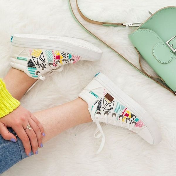 25 Stylish DIY Shoe Hacks