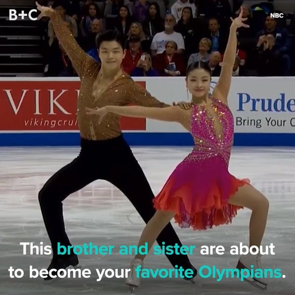 Why You Should Root For the Shibutani Siblings At the Olympics