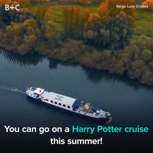 PSA: There Is *Officially* a 'Harry Potter' Cruise