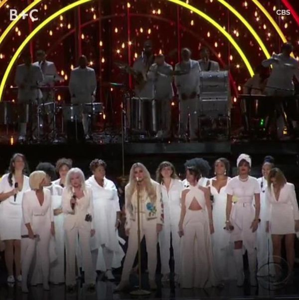 Girls Supporting Girls Was the BEST Part of the 2018 Grammys
