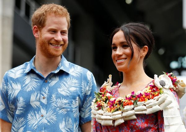 Boomerangs, Toy Kangaroos, and More of the Best Gifts Meghan Markle and Prince Harry Received Last Year