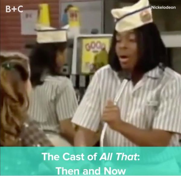 Where Are Your Fave 'All That' Cast Members Now?