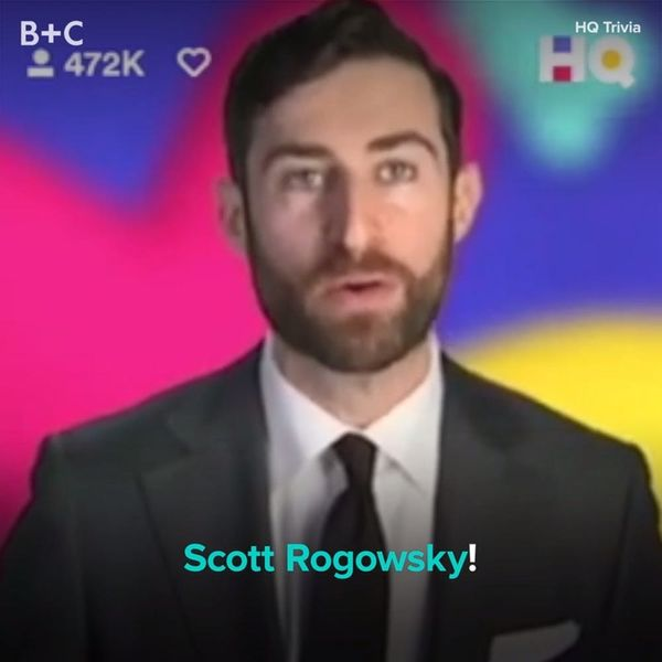 Everything You Need To Know About HQ Trivia's Scott Rogowsky