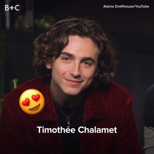Timothée Chalamet Is Your Next Hollywood Crush