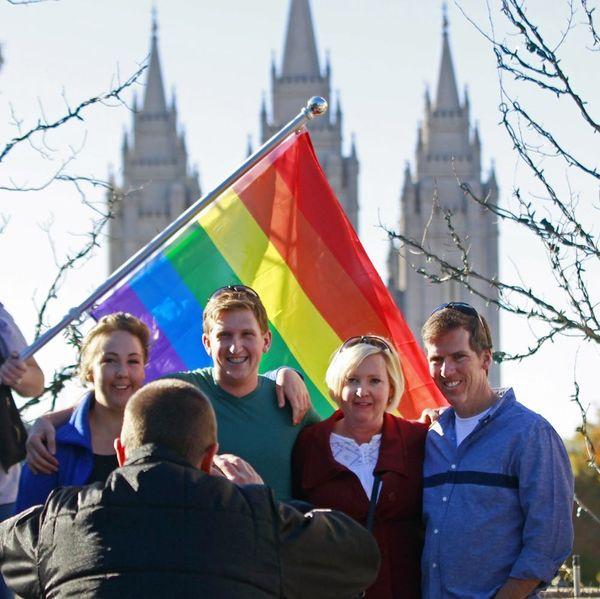 Mormon Church Drops Controversial LGBTQ+ Policy in a Surprise Announcement