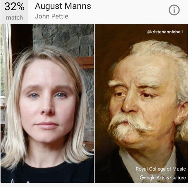 We Can't Stop Laughing At These Celeb Matches on Google Arts
