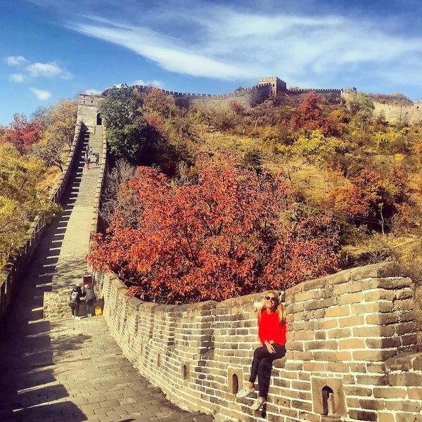 How I Discovered a New Perspective Along the Great Wall of China
