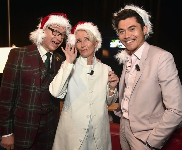 Henry Golding Teases New Details About His Holiday Rom-Com 'Last Christmas'