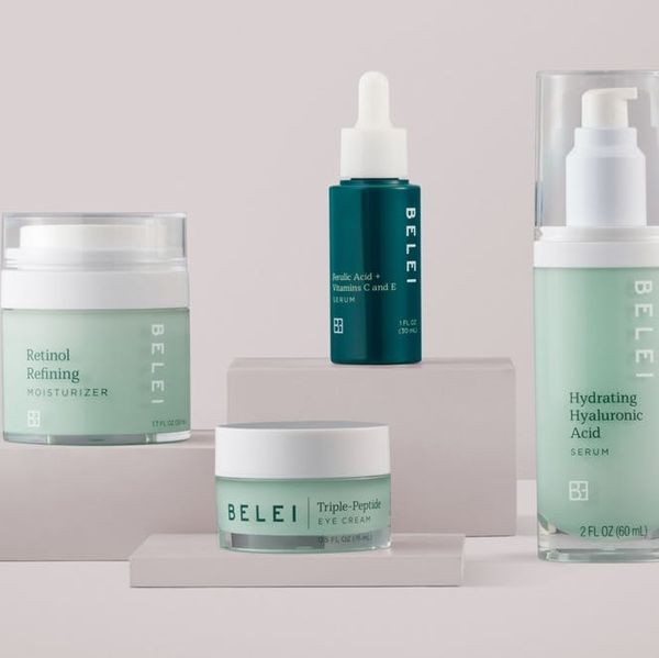 Here's Everything You Need to Know About Amazon's Debut Skincare Brand, Belei