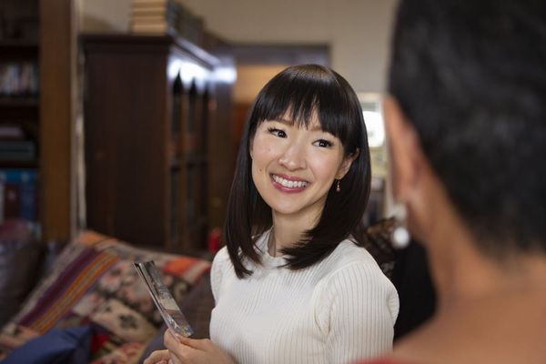 Netflix Is Giving 'Tidying Up' Fans a Chance to Win an At-Home Consultation With Marie Kondo