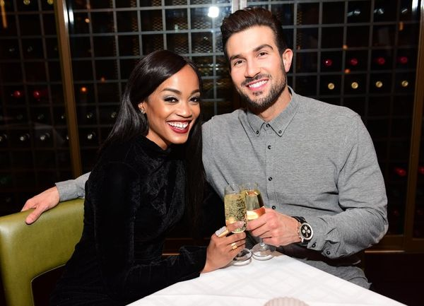 The Bachelorette's Rachel Lindsay and Bryan Abasolo Have a Wedding Date!