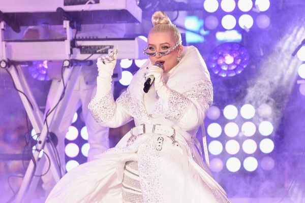 Christina AguileraHints at Some Superstar Collaborations During Her Vegas Residency