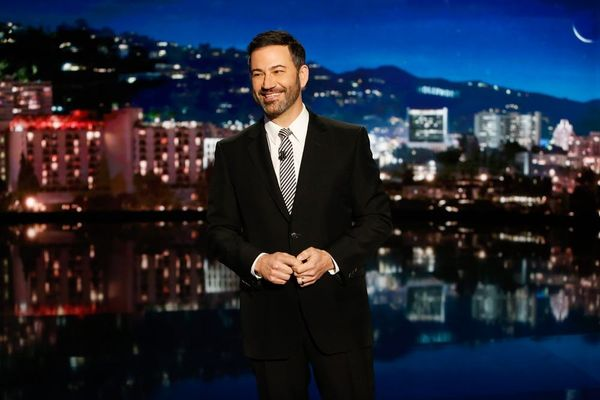 Marie Kondo Helped Jimmy Kimmel Tidy His Office and the Stuff They Found Is Hilarious