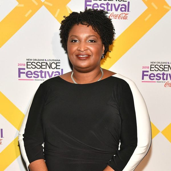Stacey Abrams' Democratic Rebuttal to the State of the Union Is a Genius Strategic Move