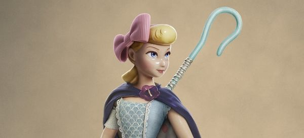 'Toy Story 4' Just Revealed Bo Peep's Cool New Look