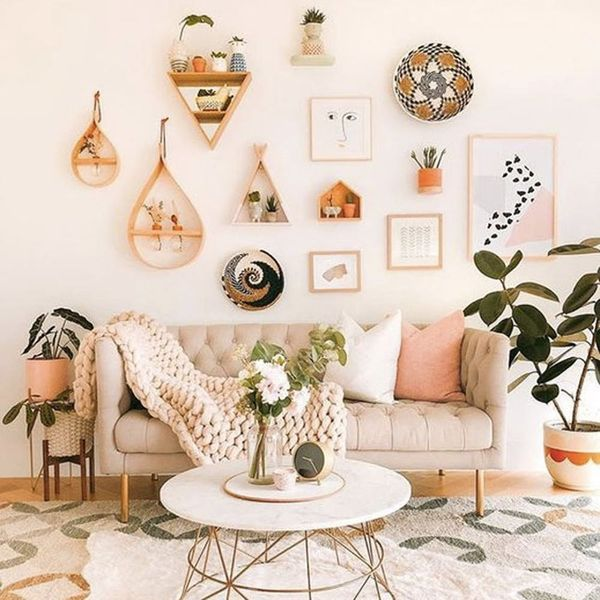 10 Decor Color Palettes We're Loving for 2019