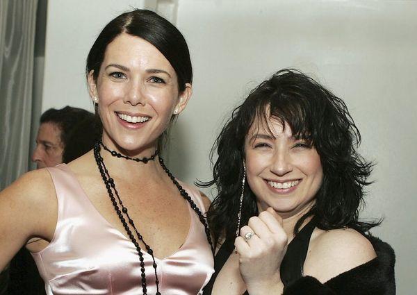'Gilmore Girls' Creator Amy Sherman-Palladino SaysMeeting Lauren Graham Changed Her Life