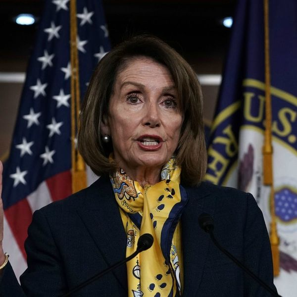 Why Nancy Pelosi's Clap-Back at Wilbur Ross' Shutdown Comments Is So, So Satisfying