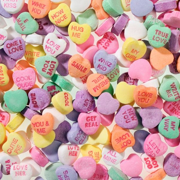 The Crushing Reason OG Conversation Hearts Will Not Be in Stores for the First Time in 153 Years