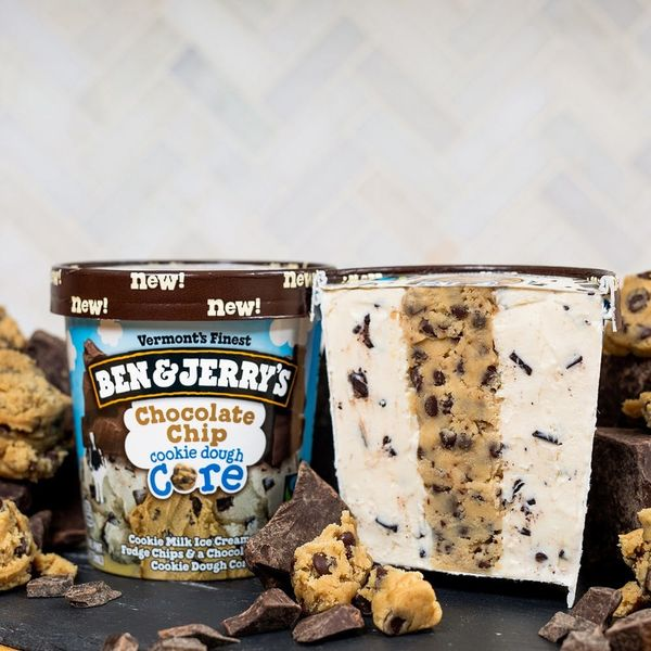 Ben & Jerry's Chocolate Chip Cookie Dough Ice Cream Is More Dough-Licious Than Ever